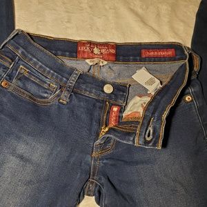 Lucky brand jeans size 0